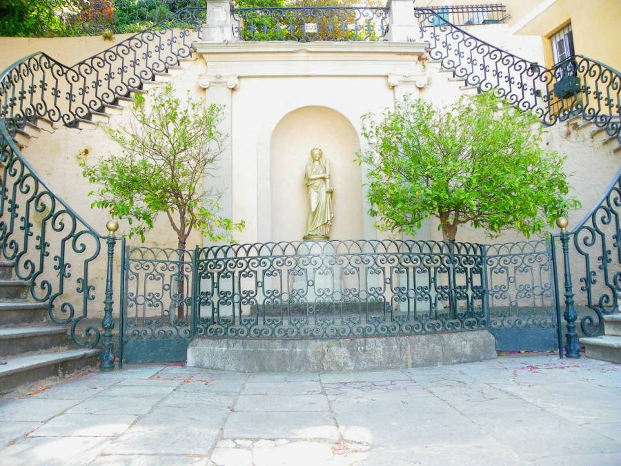 Petit havre de paix - Bastia, Corse