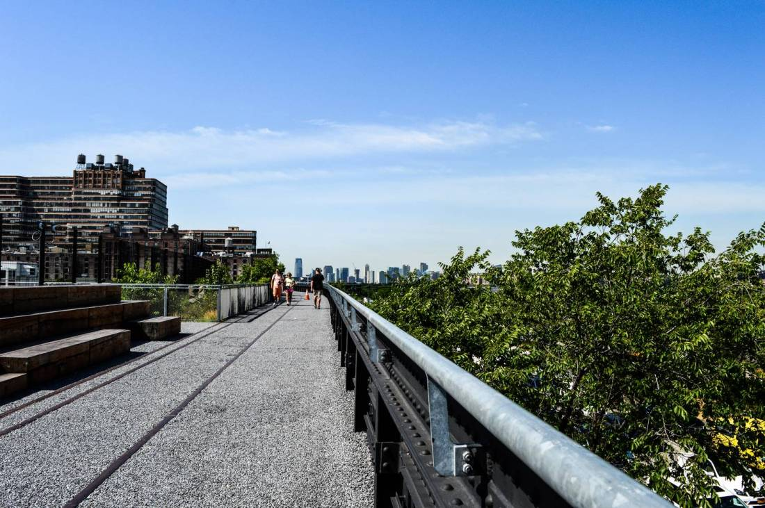 The High Line - New York City, United States