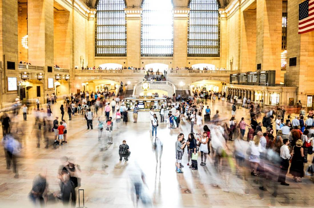 Grand Central train station - New York, United States
