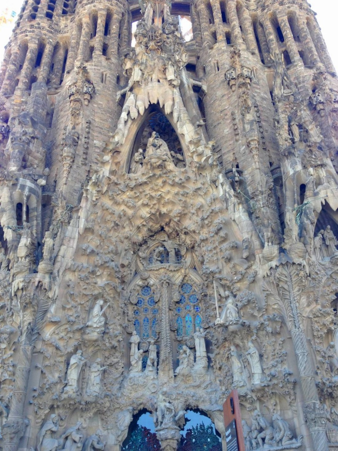 Sagrada Familia - Barcelona, Spain