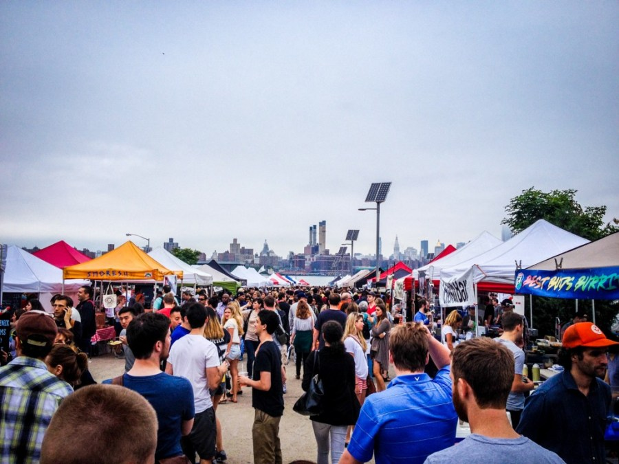 Smorgasburg - New York, Etats-Unis