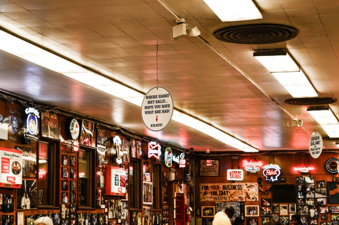 Katz's Delicatessen - New York, USA