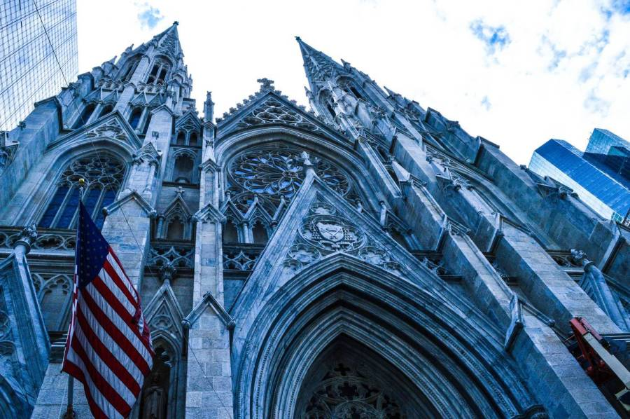 Saint Patrick Cathedral - New York City, USA