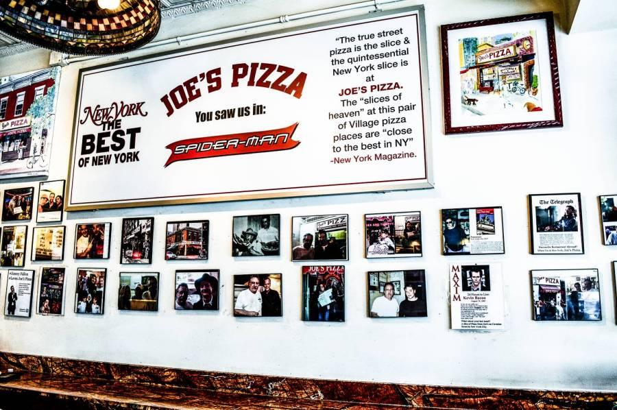 Joe's Pizza - New York City, USA
