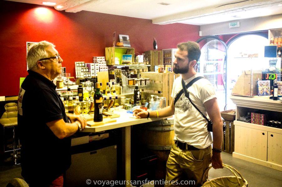 James et Séb au Panier d'Aimé - Montpellier, France