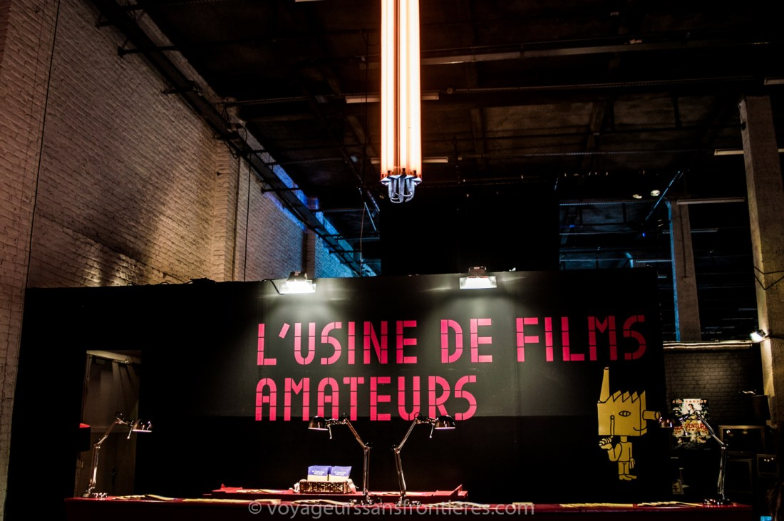 The Home Movie Factory - Roubaix, France