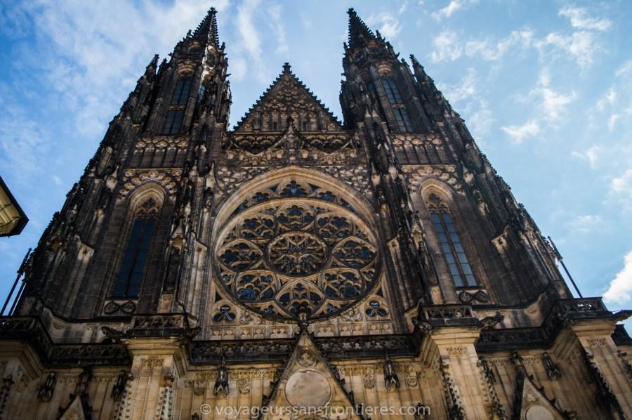 The Saint Guy Cathedral at Prague Castle - Prague, Czech Republic
