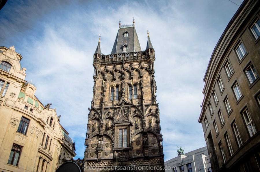 The Powder Tower - Prague, Czech Republic
