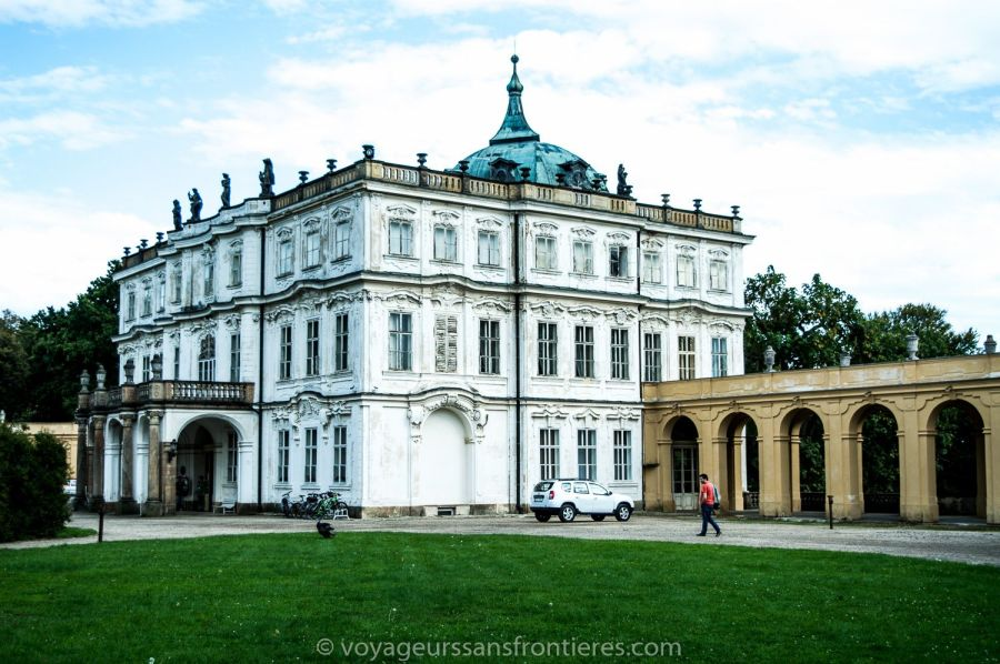 Ploskovice castle - Northwest Bohemia, Czech Republic