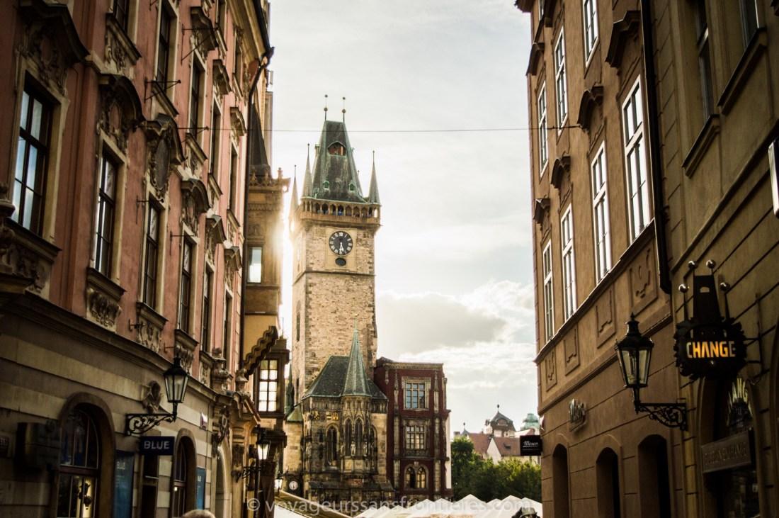 Old Town Hall Tower - Prague, Czech Republic