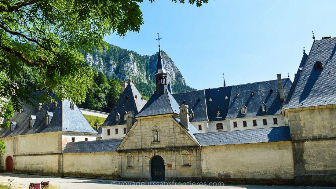 Grande Chartreuse monastery - Saint-Pierre-de-Chartreuse, France