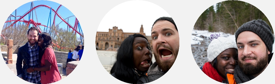 Nathalie Bangoy and Sébastien Rosier, Borderless Travelers