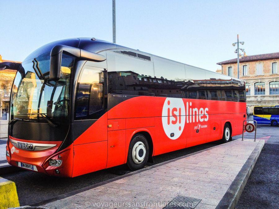 Bus Tours France