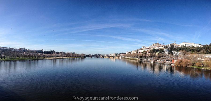 Le Rio Mondego - Coimbra, Portugal