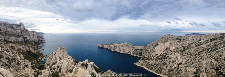 Les calanques du Sugiton - Marseille, France