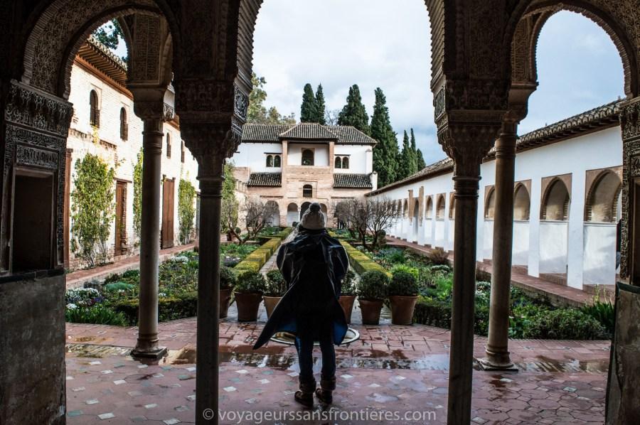 L'Alhambra - Grenade, Espagne