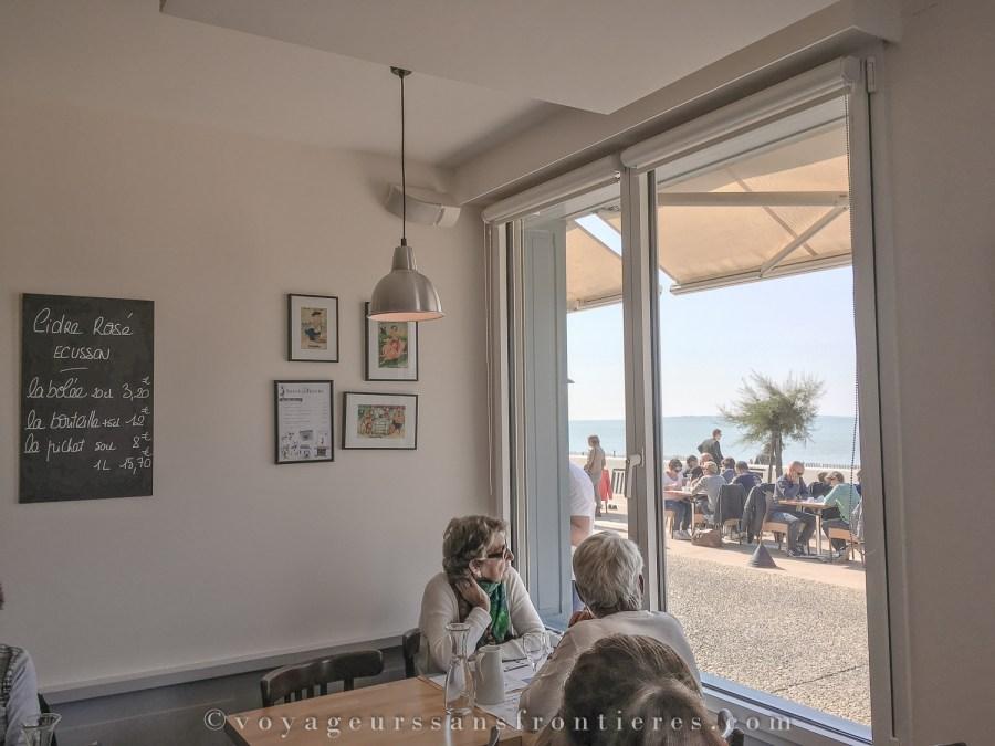 Bains des fleurs - Châtelaillon-plage, France