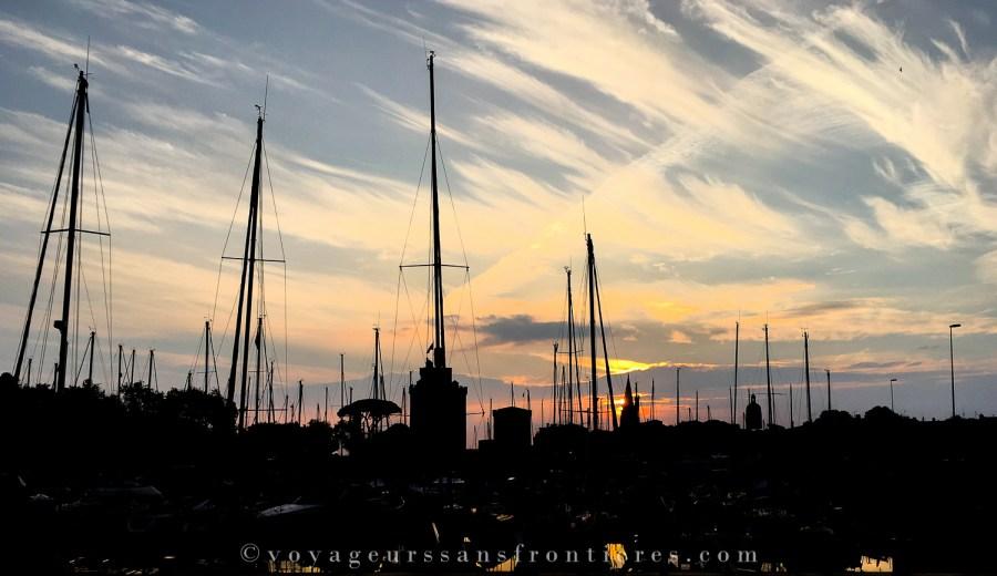 Vieux port - La Rochelle, France