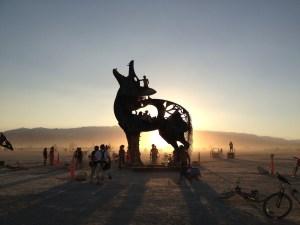 Burning Man - Voyageurs Sans Frontieres blog voyage