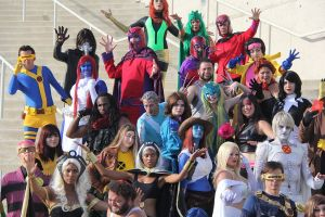 San Diego Comic Con - Voyageurs Sans Frontieres travel blog