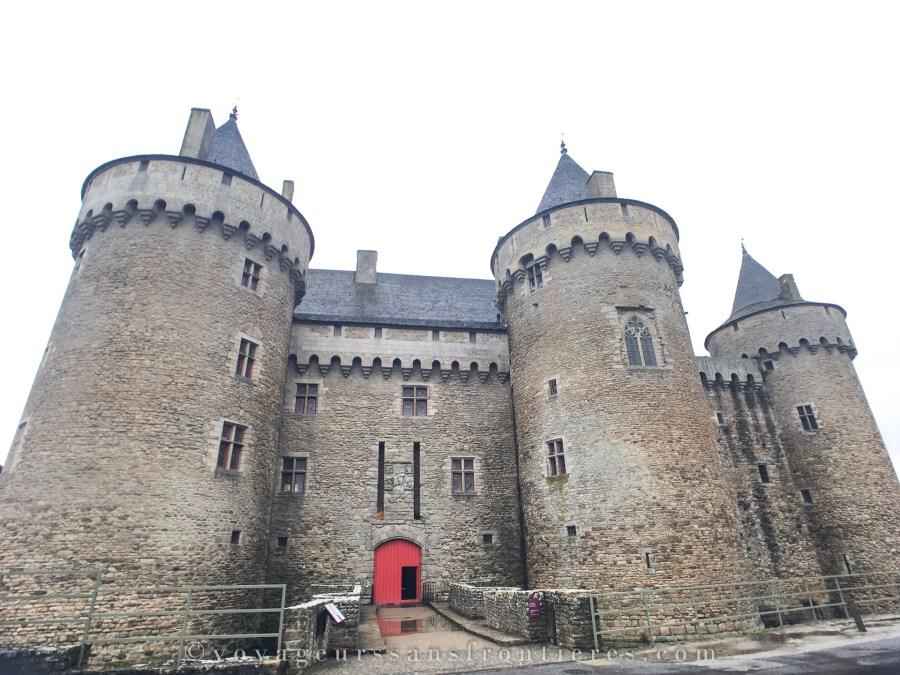 Château de Suscinio - Arzon - Voyageurs Sans Frontières
