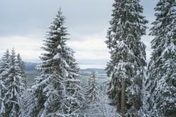 La Vue-des-Alpes, Tête de Ran - Jura Trois Lacs, Suisse