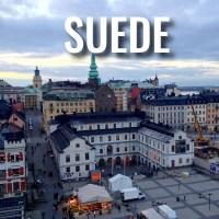 Suède - Voyageurs Sans Frontières