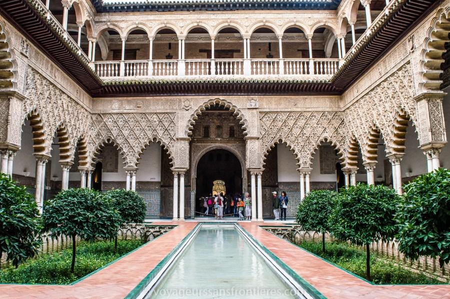 Real Alcázar - Séville, Espagne
