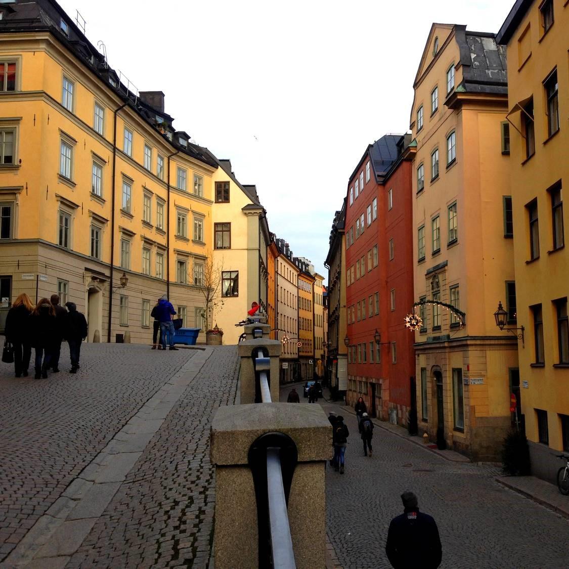 Stockholm carrée – Voyageurs Sans Frontieres (3)