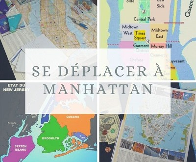 Se déplacer à Manhattan