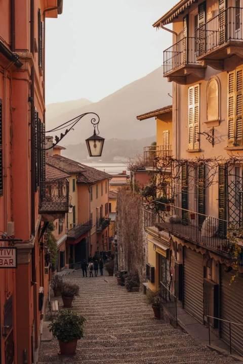Bellagio, ταξίδι στο Κόμο