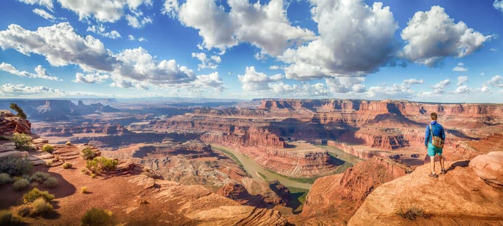 Slaap bij de Grand Canyon in een luxe tent