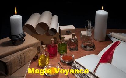 Magie et voyance