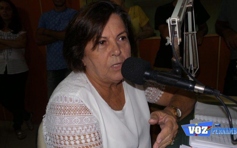 """Após tentar """"alavancar o novo"""", Marta Guerra define apoio a Botafogo em Carpina"""