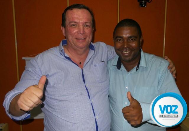 Convenção do PSD oficializará candidatura de Júnior Botafogo a prefeito de Carpina nesta sexta (29)
