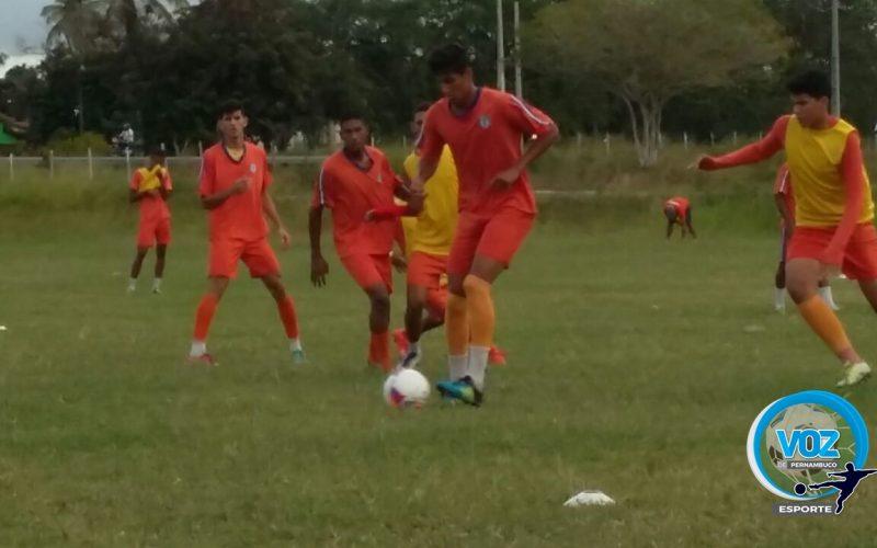 Central e Atlético-PE duelam pelo Pernambucano Sub-20 em Caruaru neste sábado (16)