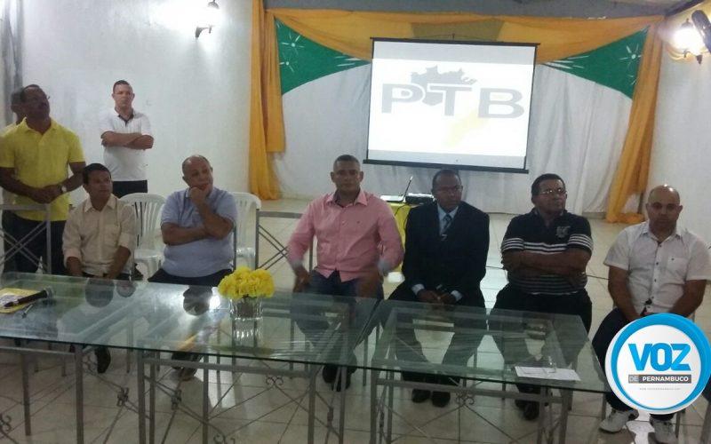 Em Tracunhaém PRB faz convenção e oficializa Nido Coelho como candidato à prefeito com Irmão Nem vice