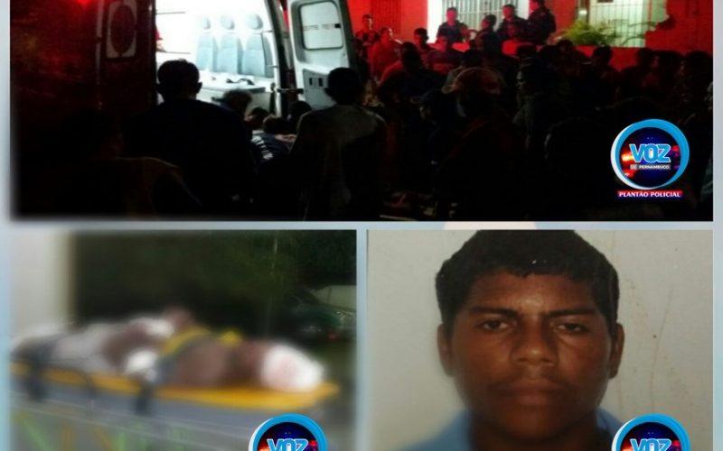 Morre homem que se envolveu em briga com irmão em Carpina; Sepultamento está marcado para esta segunda (15)