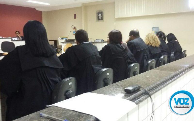 Réu é condenado à uma pena de 18 anos pela prática de homicídio em Carpina