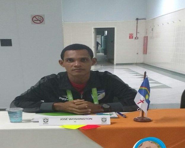 Depois de dez dias em São Paulo participando de curso, árbitro José Woshington volta à Carpina