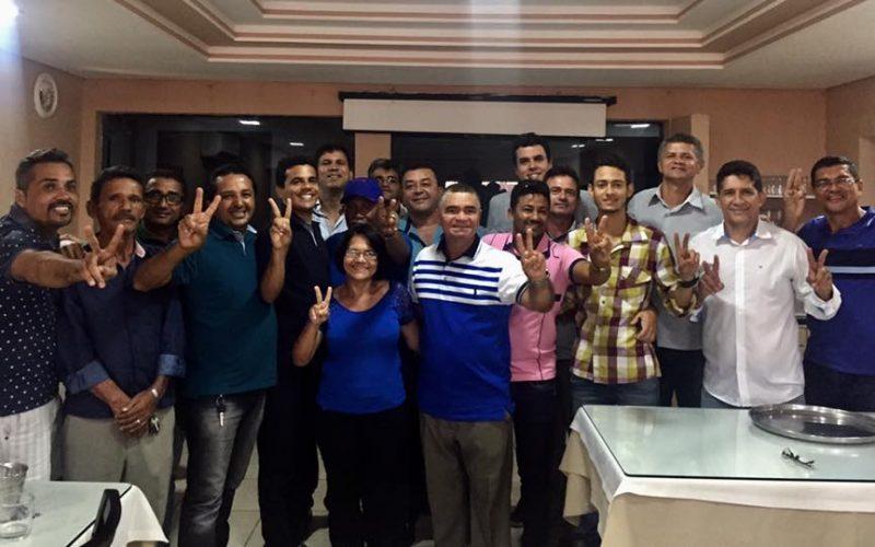 Botafogo reuniu 14 vereadores eleitos em Carpina nesta terça (4)