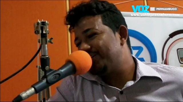 """Carpina: Após eleito na oposição, Edilson Casas afirma: """"Agora eu to com Botafogo"""""""