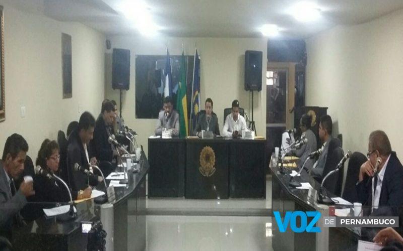 Suplementação de R$ 12 milhões será votada nesta terça (1) na câmara de Carpina