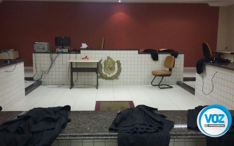 Por ausência do representante do Ministério Público, Júri não acontece em Carpina