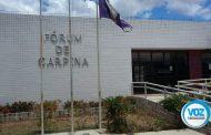 Carpina: Audiência de instrução e julgamento da Operação Caça Fantasma será no próximo dia 5 de Julho