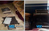 Homens são detidos por furto qualificado em Nazaré da Mata