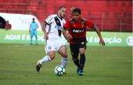 Sport empata com Ponte Preta na Ilha do Retiro pela Série A
