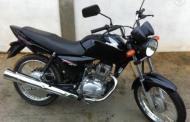 Motocicleta foi roubada em Carpina nesta segunda (18)