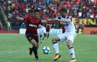 Sport sai na frente mas cede empate ao Atlético-MG pela Série A
