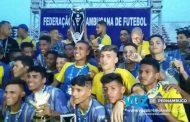 Paulista goleia Cachoeirinha e conquista bicampeonato na Copa do Interior